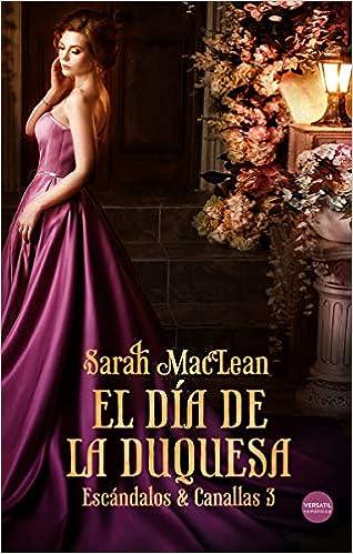 Resultado de imagen de el dia de la duquesa sarah maclean