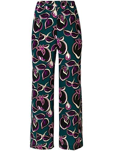 Aspesi Pantaloni Donna 0128A32309010 Seta Multicolor
