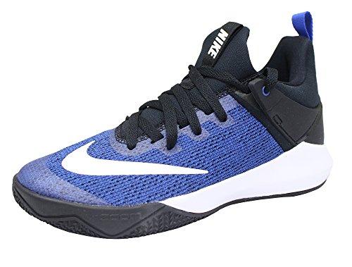 NIKE Women's Zoom Shift Basketball Shoe Game Royal/White/Black Size 8 M US by NIKE