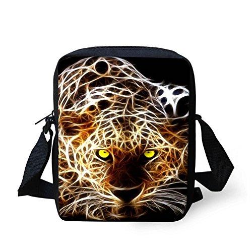 Leopard Mini Bag - HUGS IDEA Leopard Pattern Mini