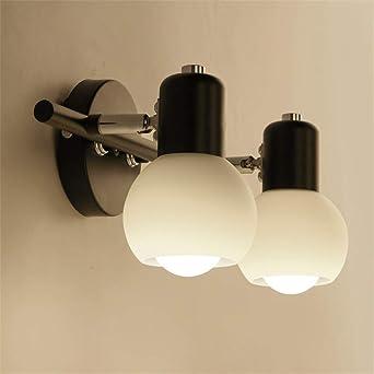 YAHRC Badewanne Spiegel Lampen-LED-Spiegel Lampe Badezimmer leuchten ...
