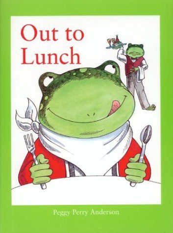 Out to Lunch by Peggy Perry Anderson (1998-03-30)