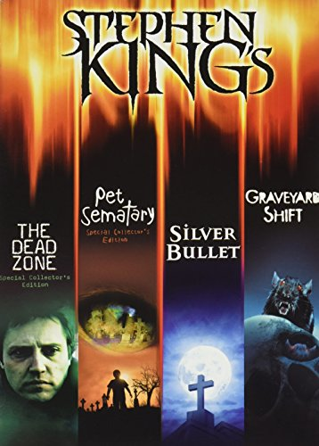 Stephen King WS Collection (4 DVD Set)
