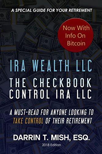 Amazon Ira Wealth Llc The Checkbook Control Ira Llc Ebook