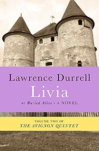 book cover of Livia