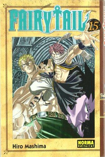 Descargar Libro Fairy Tail 15 Hiro Mashima