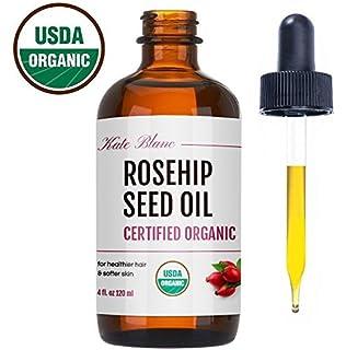 Amazon.com : Aceite De Rosa Mosqueta 100% Puro, Natural Y Orgánico ...