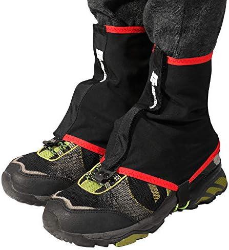 Lixada Polainas Trail Running Cubiertas Protectoras para Calzado ...