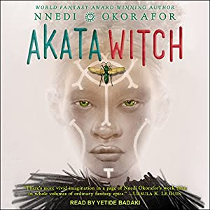 Akata Witch by Nnedi Okorafor children's fantasy book reviews
