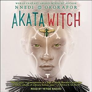 Akata Witch by Nnedi Okorafor children's fantasy book reviews