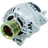 01 jetta alternator - Parts Player New 120A Alternator Fits VOLKSWAGEN GOLF JETTA 2.8L 1999-04 021-903-025K