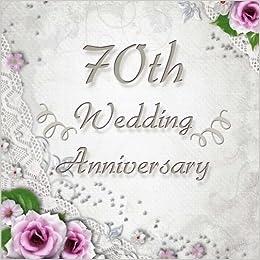 70th Wedding Anniversary.70th Wedding Anniversary Vintage Style 70th Wedding Anniversary