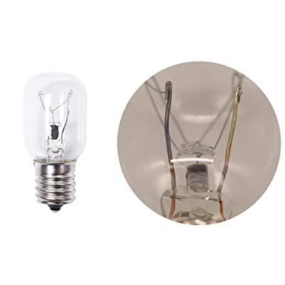 5pcs 125V Microwave Oven 8206232A Light Bulb Replacement for Whirlpool