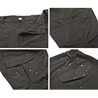Nonwe Women's Water-resistant Lightweight Cargo Pants-pockets