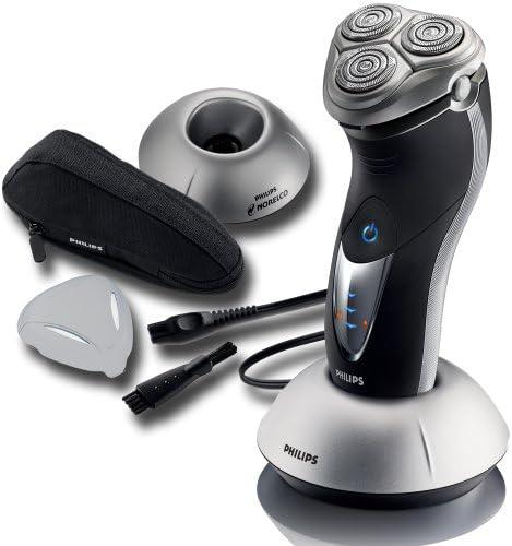 Philips 8200 series HQ8260/18 Rotación Recortadora Negro - Afeitadora (Rotación, HQ9, Negro, Batería, Ión de litio): Amazon.es: Hogar