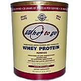 Solgar – Whey To Go – Whey Protein Powder Review