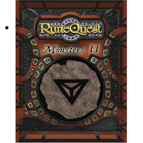 RuneQuest Monsters II pdf epub