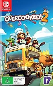 Overcooked 2  (Nintendo Switch)
