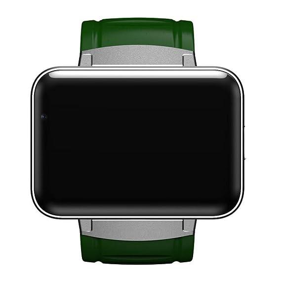 P68 Waterproof Sport Fitness Tracker - Reloj Inteligente para Hombres Mujeres con frecuencia cardíaca Presión Arterial Monitor de sueño Calorómetro ...