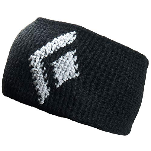 (BLACK DIAMOND Icon Headband Black-Aluminum One)