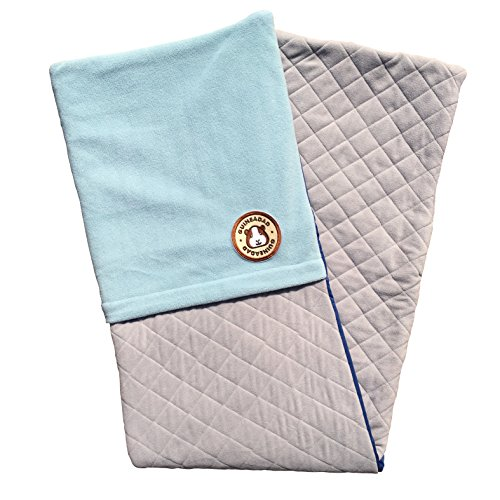 GuineaDad Fleece Liner 2.0 | Guinea Pig Fleece Cage Liners Bedding | Burrowing Pocket Sleeve | Extra Absorbent Antibacterial Bamboo | Waterproof | Available Various Cage Sizes -