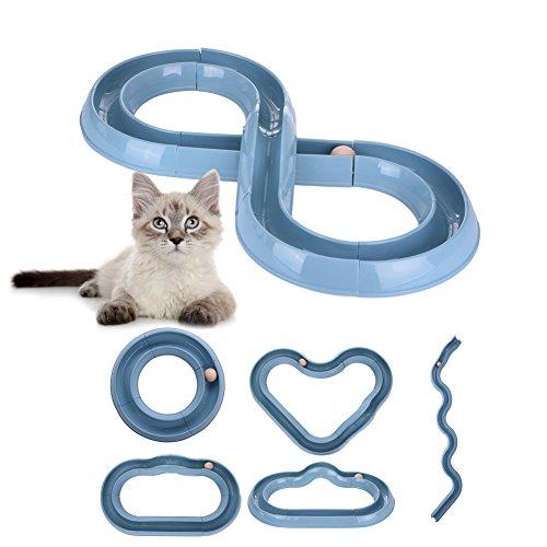 Molie Haustier Kratzspielzeug Katzenspielzeug Spielball
