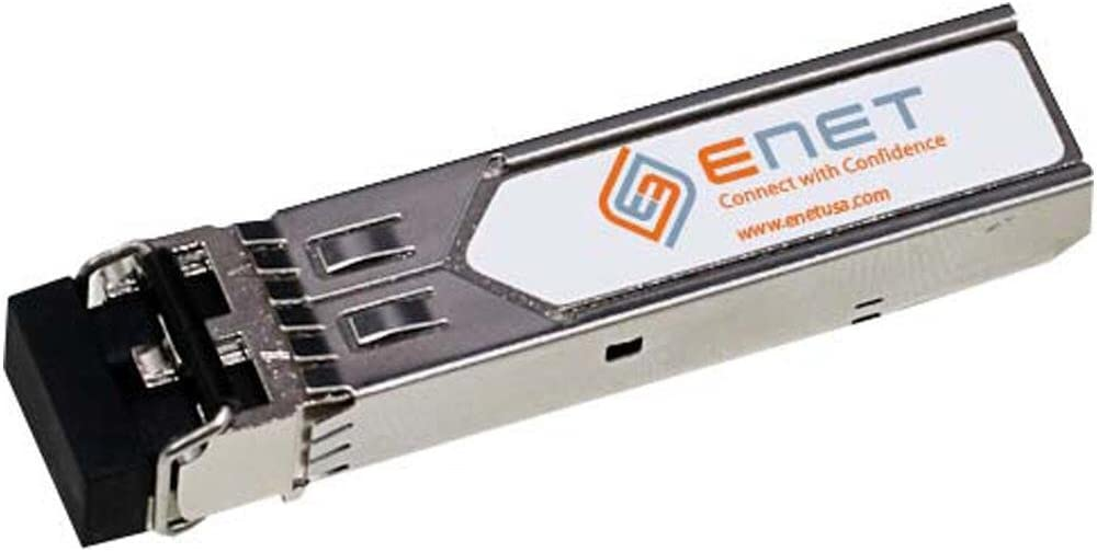 ENET JD061A-ENC 1000BASE-EX SFP 1310NM 40KM DOM SMF LC Compatible Networking Peripherals for HP Products