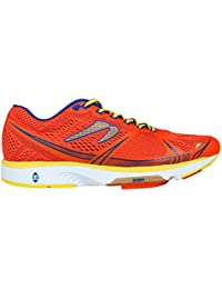 Men's Motion V Orange/Blue Athletic Shoe