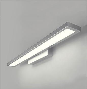 Spiegelleuchten Spiegel-Badezimmer-Wand-Lampe, LED-Spiegel-Licht ...