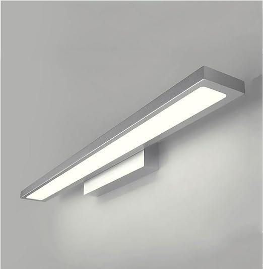 Badezimmerbeleuchtung Spiegel-Badezimmer-Wand-Lampe, LED-Spiegel ...