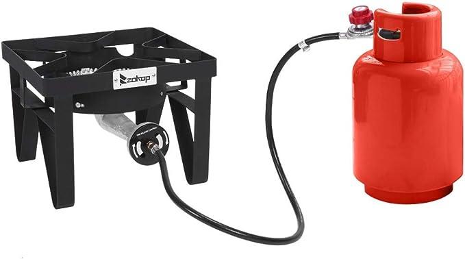 Amazon.com: ROVSUN - Quemador de gas propano para cocinar al ...