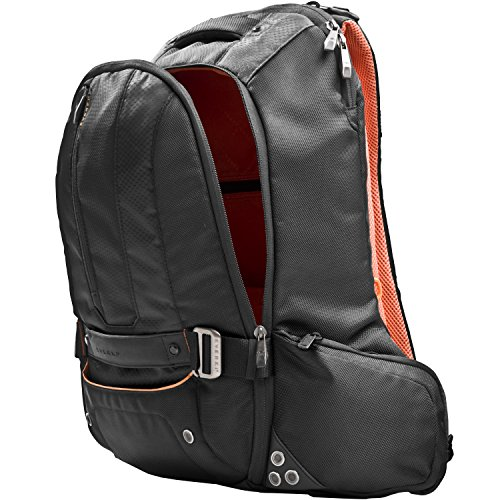 Everki Beacon Laptop Backpack with Gaming Console Sleeve, Fits up to 18-Inch (EKP117NBKCT) by Everki (Image #4)