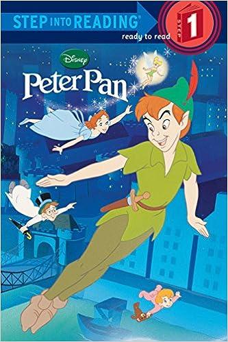 Peter Pan Step into Reading (Disney Peter Pan): RH Disney ...