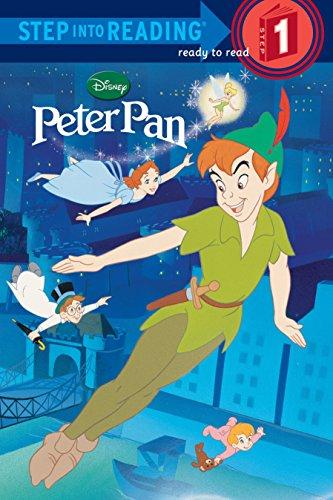 Disney Classic Peter Pan - Peter Pan Step into Reading (Disney Peter Pan)
