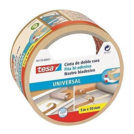 Amazon.com: Tesa 56170 – 00007 – 01 – Cinta adhesiva de ...