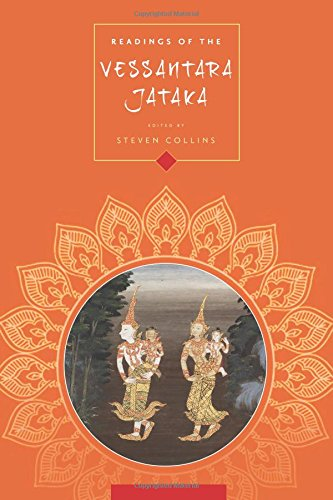 Readings of the Vessantara J?taka (Columbia Readings of Buddhist Literature)
