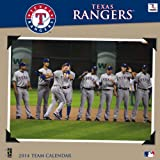 Turner - Perfect Timing 2014 Texas Rangers Team Wall Calendar, 12 x 12 Inches (8011433)