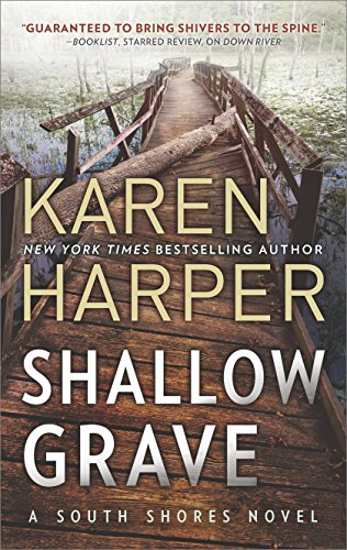 book cover of Shallow Grave
