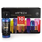 Arteza Iridescent Acrylic Paint, Set of 10
