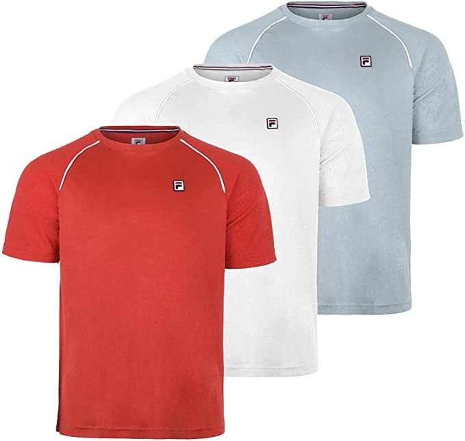 vêtements de tennis homme Fila |