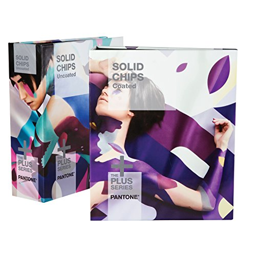 Pantone Color Books - PANTONE SOLID CHIPS Coated & Uncoated
