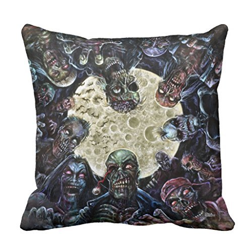 zombie attack bed covers - 6