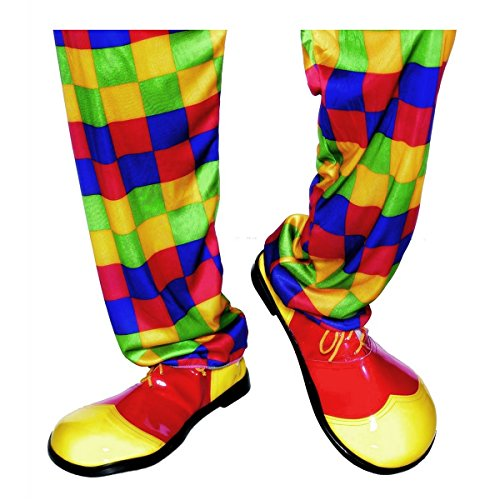 Smiffys Deluxe Clown Shoes - http://coolthings.us