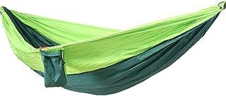 Sunlera Portable Outdoor hamac Camping Hamac Hanging Dormir Lit Parachute Tissu Hamac Simple Couchage Balançoire