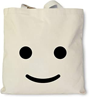 product image for Hank Player U.S.A. Happy Mini Figure Face Tote Bag