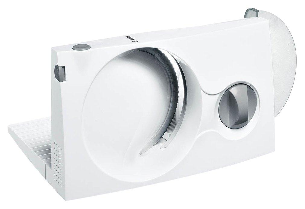 Die Bosch MAS4000W Brotschneidemaschine zählt mit zu den beliebtesten Modellen unter den Nutzern.