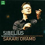 Sibelius - Symphonies Nos, 2 & 4