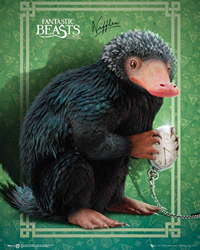 GB Eye, Fantastic Beasts and Where to Find Them, Niffler, Mini Poster 40x50cm ()