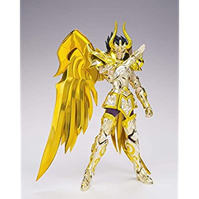 Saint Seiya Capricorn Shura God Cloth Saint Cloth Myth Action Figure: Toys & Games