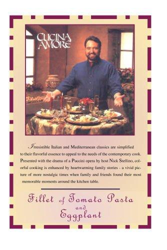 Cucina Amore: Fillet of Tomato Pasta & Eggplant